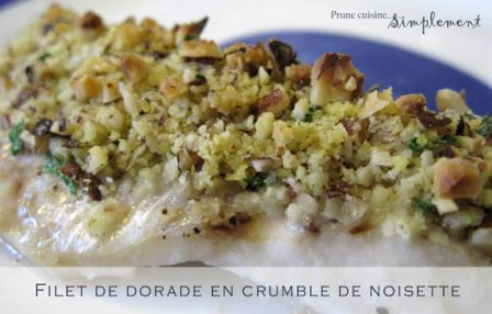 Dorade_crumble_noisette